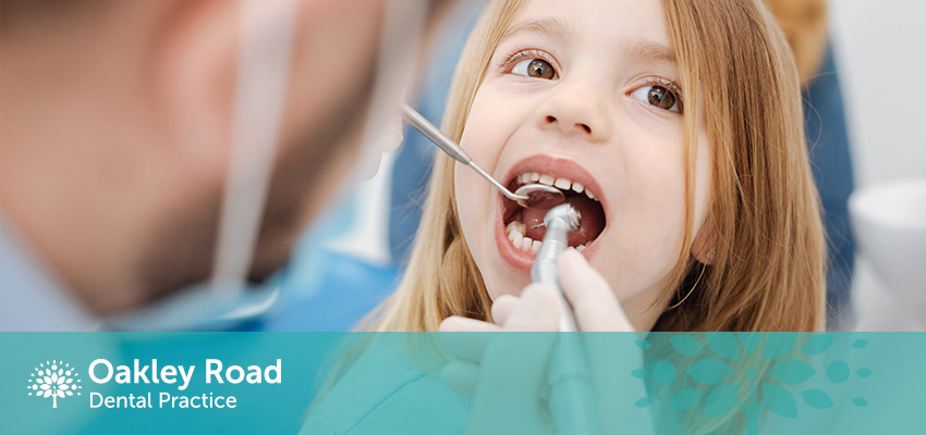 Children's dentist in southampton