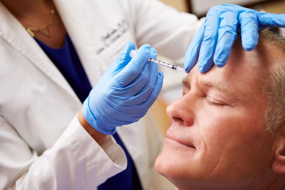 Botox treatment at oakley road dental